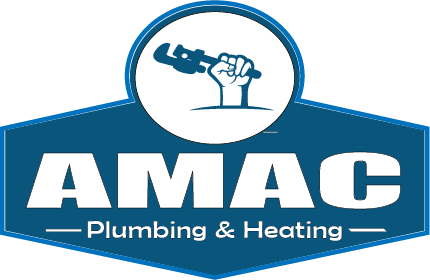 amac plumbing and heating bottom logo