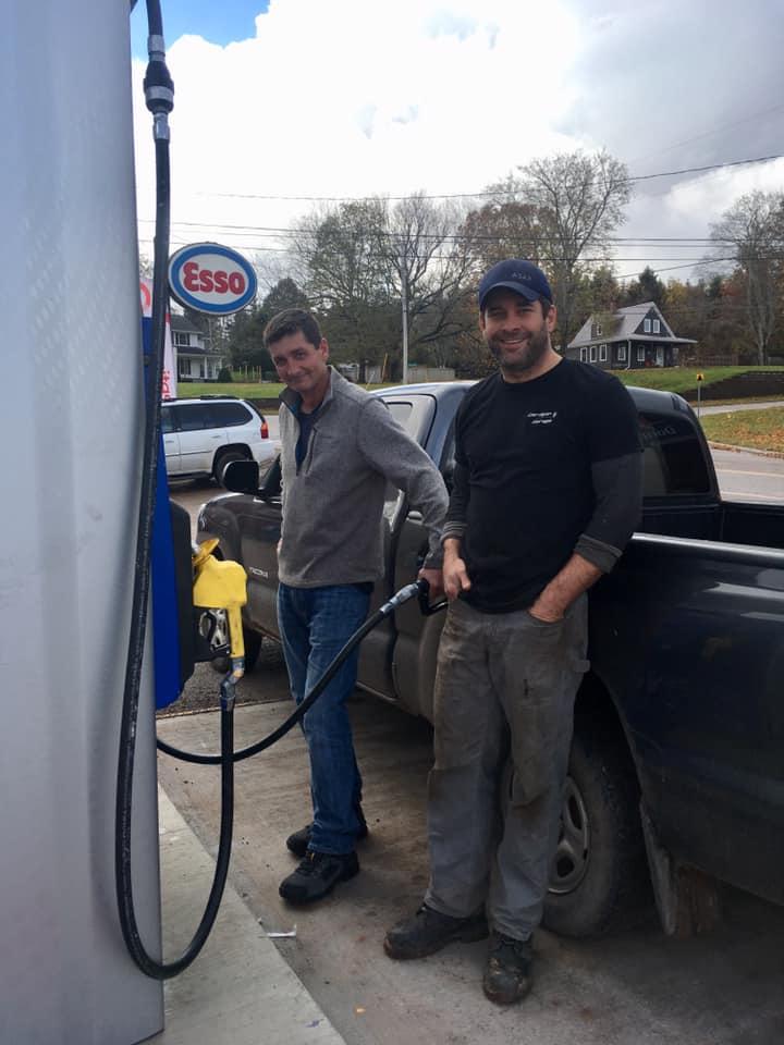 self service gas