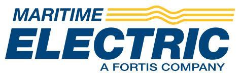 maritime electric logo sponsors